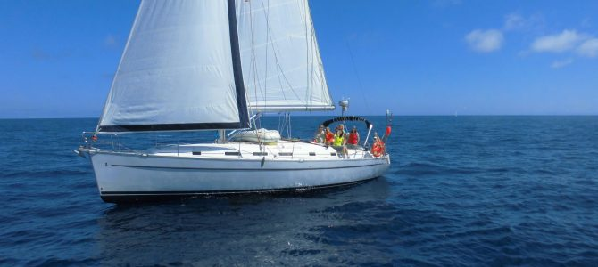 Der Ostwind heißt Levante (Juli 2014)