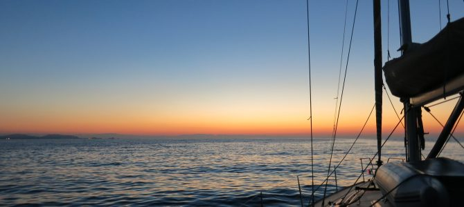Sailing … takes me away (Juli 2015)