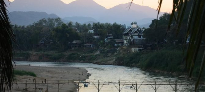 Keeping it short – 5 Tage in Laos (lies: Luang Prabang)