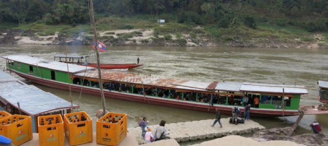 Slowboating it – Zwei Tage auf dem Mekong