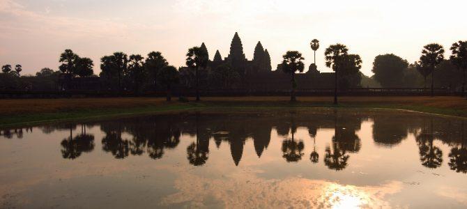 Wat für'n Wat? – Angkor Wat! (Siem Reap Teil 1)